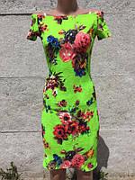 Платье стрейч для худеньких р,38