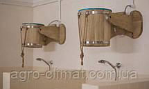 Водопад из дуба 10 л. с пластмассовой вставкой, фото 2