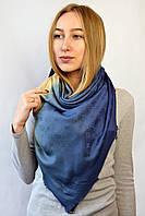 Платок Louis Vuitton градиент синий
