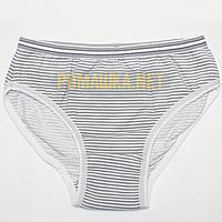 Детские трусики р. 92-98 для мальчика ткань КУЛИР 100% хлопок 4112 Серый