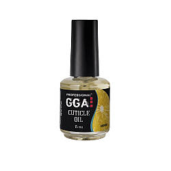 Масло для кутикулы GGA Professional Лимон, 15 мл