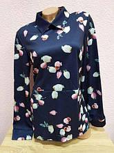 Блузка тепла стрейч