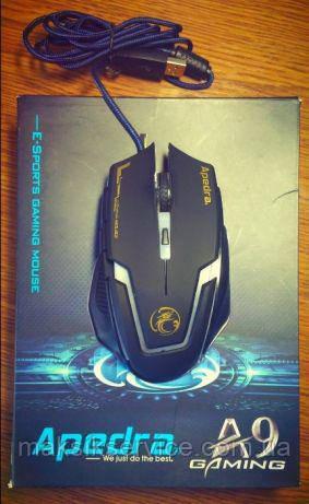 Мышка Apedra A9 Gaming