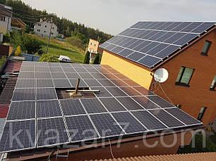 Сонячна електростанція 20 кВт мережева дахова, фото 2