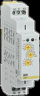 Реле времени ORT многофункциональное 1 конт. 12-240 В AC/DC IEK