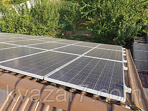 Солнечная электростанция зеленый тариф 30 кВт, фото 2