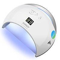 УФ лампа LED+UV Lamp SUN 6 48W LDV UV-LED-15/0-61