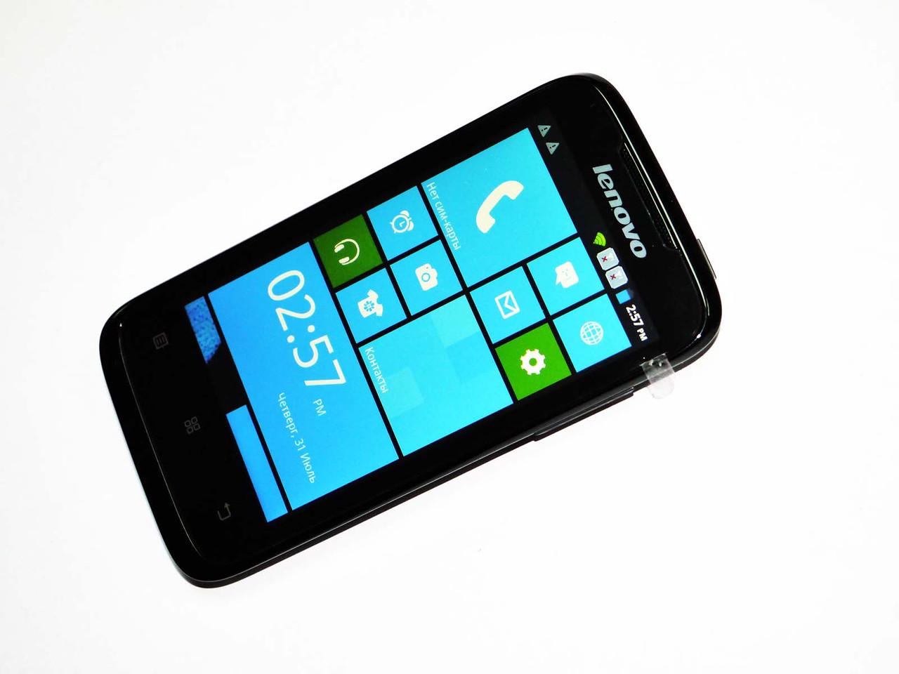 Телефон Lenovo A369 4''+2Sim Android