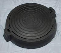 Крышка резинового люка (В125)