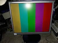 ЖК монитор 19 дюймов NEC MultiSync LCD190V с VGA шнуром №1005/8