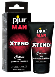 Крем для пениса массажный pjur MAN Xtend Cream 50 ml