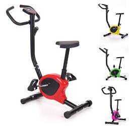Велотренажер Hop-Sport HS-010H Rio red для дома и спортзала