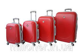 Чемодан Neo (средний) красный (red 624), фото 2