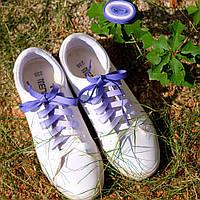 Шнурки с градиентом
