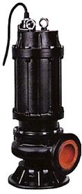 Насос канализационный фекальный Leo 380В 7.5кВт Hmax31м Qmax1500л/мин