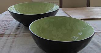 Набор салатников из керамики Etruria