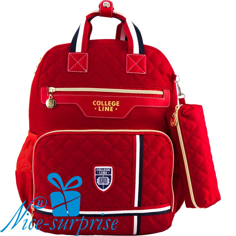 Женский школьный рюкзак Kite Сollege line K18-733М-1 (5-9 класс), фото 1
