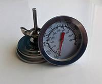 Термометр для барбекю, гриль..., металевий, 50-550 градусів
