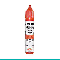 Several Puffs - Strawberry Cream(30ml)