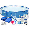Каркасный бассейн BestWay 366x76cm 15in1 Set
