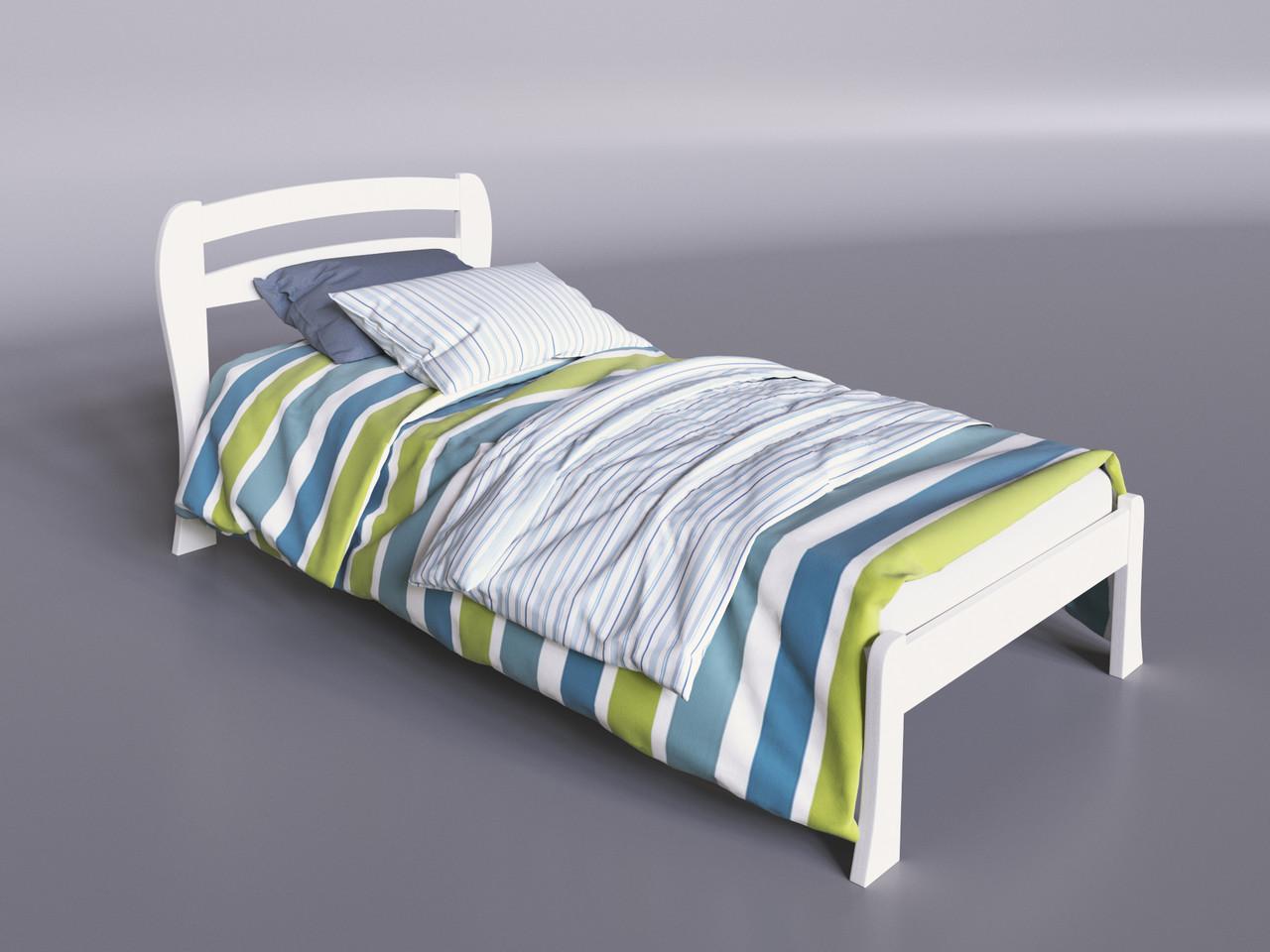 Деревянная кровать Sentenzo Айрис-мини 900х1900 мм