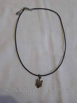 Кулон тризуб Герб Украины, фото 2