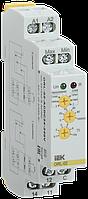 Реле наполн/дренаж ORL 24-240 В AC/DC IEK
