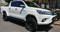 Расширители колесных арок Toyota Hilux 2015-
