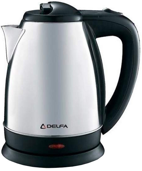 Электрочайник Delfa 3000 Х (чайник электрический)