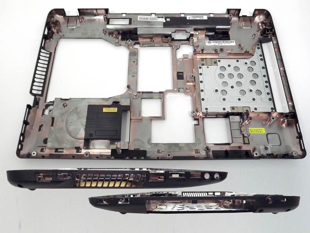 Корпусная часть Lenovo Y570 Y575 (Нижняя часть). Оригинальная новая!