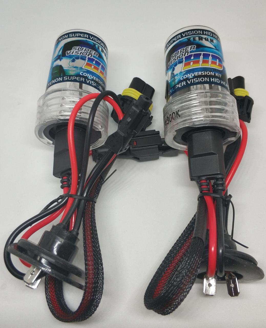 Лампа ксеноновая U-Light H7, 4300K, 85V, 35W KET, (1шт.)