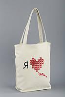 Сумка стандарт флай «I love UA», фото 1