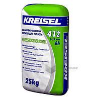 Самовыравнивающаяся смесь для пола 412 (25 кг.) KREISEL