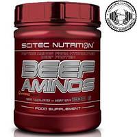 Аминокислоты Scitec Nutrition Beef Aminos 200 tabl.