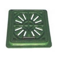 Люк мини пластмасовый решетка 300х300