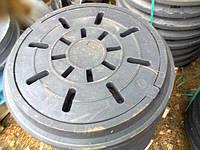 Дождеприемники полимерпесчаный круглый средний
