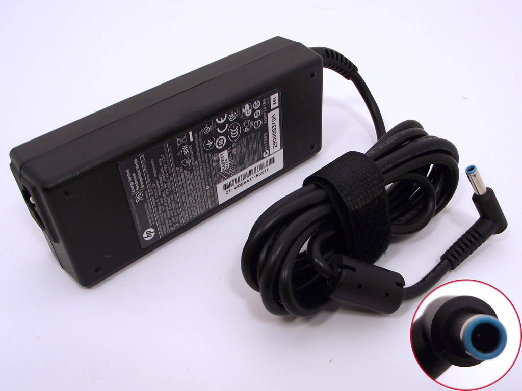 Блок питания HP 19.5V 4.62A 90W (4.5*3.0+Pin Blue) ORIGINAL. Оригиналь