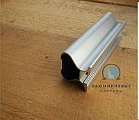 Боковой вертикальный профиль ручка для шкафов купе