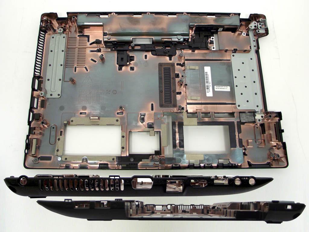 Корпус Acer Aspire 5741 (Нижняя часть - нижняя крышка (корыто)). Ориги