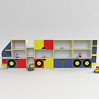 Детская стенка Машина для детских домов и садов