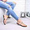 Босоножки женские Эрме пудра 4861, сандалии женские