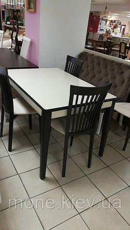 """Прямоугольный стол с камнем  """"Кристоф""""., фото 2"""