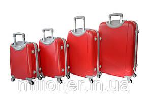 Чемодан Neo (большой) красный (red 624), фото 3
