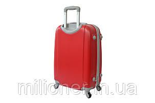 Чемодан Neo (большой) красный (red 624), фото 2
