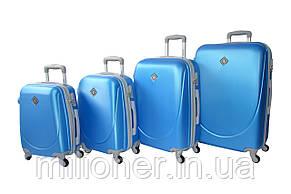 Чемодан Neo (большой) светло синий (blue 656), фото 2