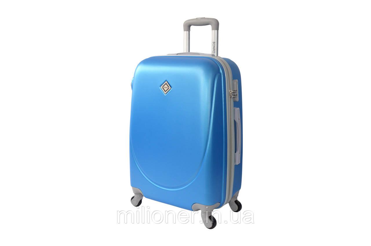 Чемодан Neo (большой) светло синий (blue 656)