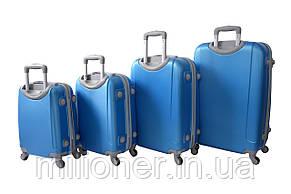 Чемодан Neo (большой) светло синий (blue 656), фото 3