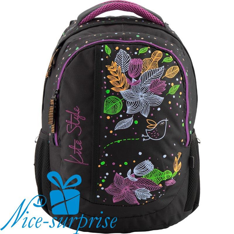 e4feec2ded9d Женский школьный рюкзак Kite Junior K18-855M-3 (5-9 класс), цена 782 ...
