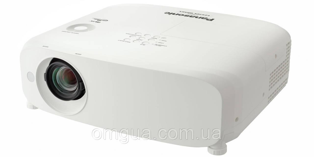 Проектор Panasonic PT-VZ575NE - OMG — проекторы, проекционные экраны, интерактивные доски,  уличные рекламные видеопроекторы в Киеве