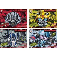 Альбом для рисования Transformers 12 листов, TF18-241